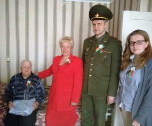 Ветераны Шумилинского района