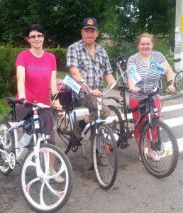 Велопробег в Шумилино