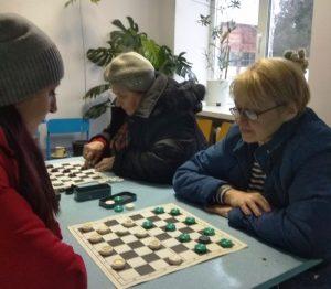 Шахматы Шумилинский ТЦСОН