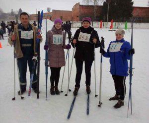 Лыжня в Шумилино 2019